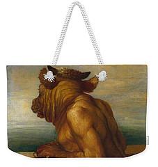 The Minotaur Weekender Tote Bag by George Frederic