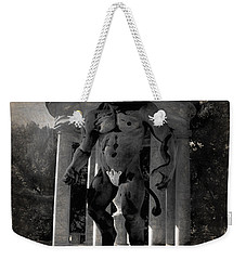 The Monster Maze Weekender Tote Bag by Joaquin Abella