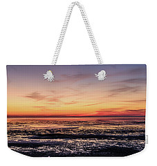 Weekender Tote Bag featuring the photograph The Other World by Thierry Bouriat