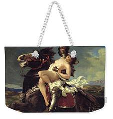 The Rescue Weekender Tote Bag by Vereker Monteith Hamilton
