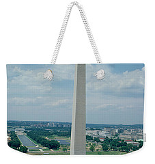 The Washington Monument Weekender Tote Bag by American School
