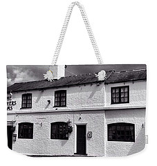 The Weavers Arms, Fillongley Weekender Tote Bag by John Edwards