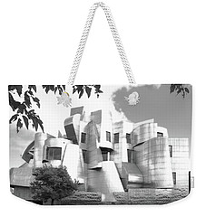 The Weisman Art Museum Weekender Tote Bag by Steve Lucas