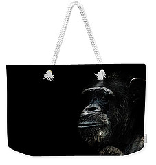 The Wise Weekender Tote Bag by Martin Newman
