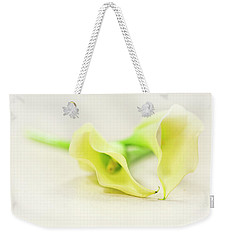 To Have And To Hold... Weekender Tote Bag by Evelina Kremsdorf