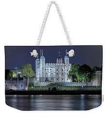 Tower Of London Weekender Tote Bag by Joana Kruse