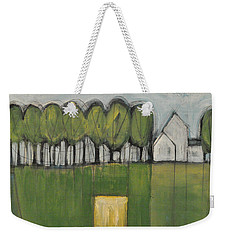 Treasure In The Yard Weekender Tote Bag by Tim Nyberg