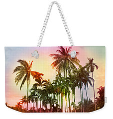 Tropical 11 Weekender Tote Bag by Mark Ashkenazi