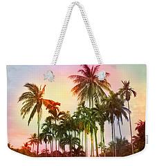 Tropical 11 Weekender Tote Bag by Mark Ashkenazi