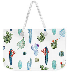 Tropical Forever 2 Weekender Tote Bag by Mark Ashkenazi