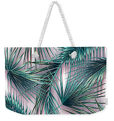 Tropicana  Weekender Tote Bag by Mark Ashkenazi