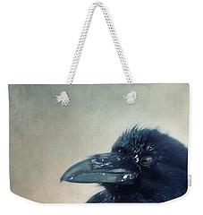 Try To Listen Weekender Tote Bag by Priska Wettstein