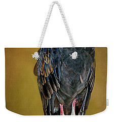 Turkey Vulture Weekender Tote Bag by Nikolyn McDonald