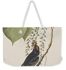 Tyrant Fly Catcher Weekender Tote Bag by John James Audubon