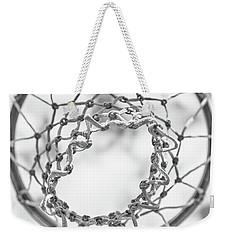 Under The Net Weekender Tote Bag by Karol Livote