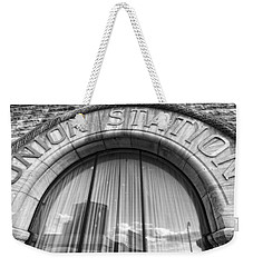 Union Station Nashville Tennessee Weekender Tote Bag by Dan Sproul