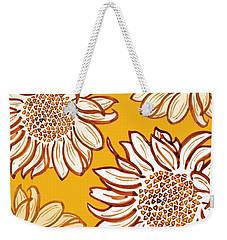 Very Vincent Weekender Tote Bag by Sarah Hough
