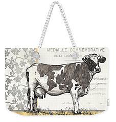 Vintage Farm 4 Weekender Tote Bag by Debbie DeWitt