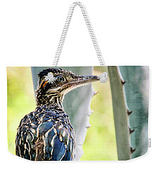 Waiting  Weekender Tote Bag by Saija  Lehtonen
