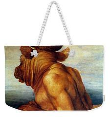 Watts: The Minotaur Weekender Tote Bag by Granger