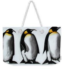 We Three Kings Weekender Tote Bag by Paul Powis