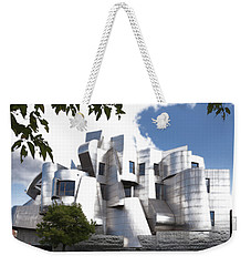 Weisman Art Museum Weekender Tote Bag by Steve Lucas
