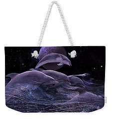 Wherever You May Roam Weekender Tote Bag by Betsy Knapp