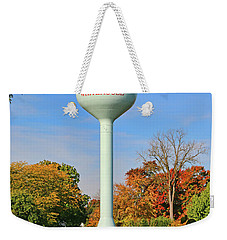 Whitehouse Water Tower  6036 Weekender Tote Bag by Jack Schultz