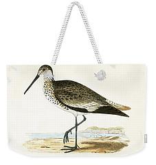 Willet Weekender Tote Bag by English School