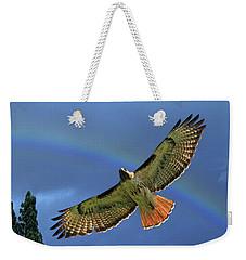 Wings 2 Weekender Tote Bag by Donna Kennedy