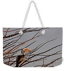 With The Grain Weekender Tote Bag by Stacie Gary