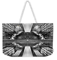 Worlds End  Weekender Tote Bag by Az Jackson