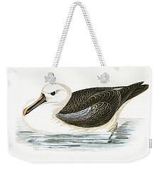 Yellow Nosed Albatross Weekender Tote Bag by English School