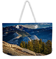 Yosemite Morning Weekender Tote Bag by Rick Berk