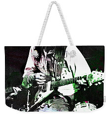 Young Neil Weekender Tote Bag by John Malone
