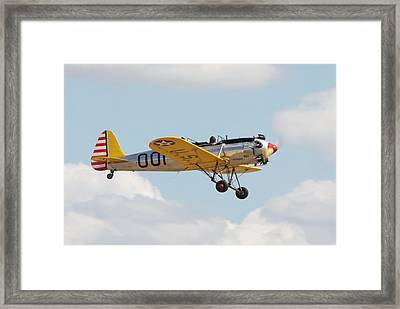 Come Fly With Me Framed Print by Pat Speirs