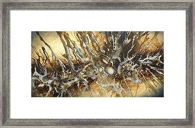 ' Concept' Framed Print by Michael Lang