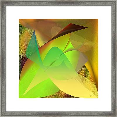 Dreams - Abstract Framed Print by Gerlinde Keating - Galleria GK Keating Associates Inc