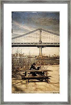 Dumbo Framed Print by Frank Winters