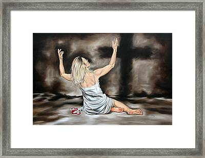 Eve's Temptation - Life In Abundance Framed Print by Ilse Kleyn