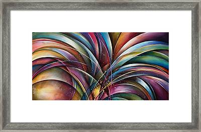 ' Lilys Song 2' Framed Print by Michael Lang