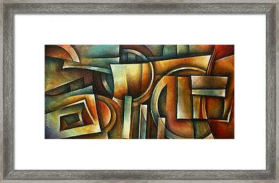 ' Natural Position' Framed Print by Michael Lang
