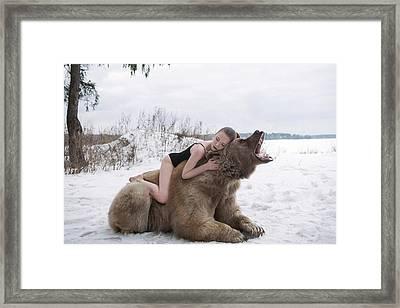 * Framed Print by Olga Barantseva
