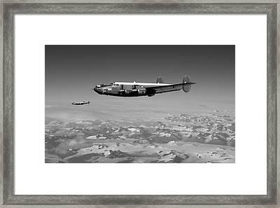 Shackleton Mr2 Framed Print by Pat Speirs