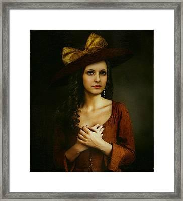 *** Framed Print by Svetlana Melik-nubarova