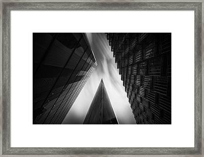 Thirty Seven Degrees - London Framed Print by Ian Hufton