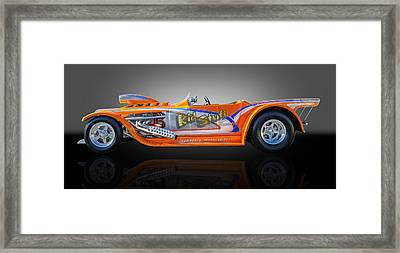 1927 Ford - Kid Stuff Roadster Framed Print by Frank J Benz