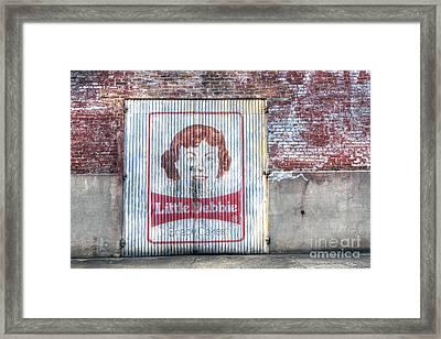 0256 Little Debbie - New Orleans Framed Print by Steve Sturgill