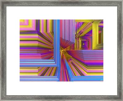 0537 Framed Print by I J T Son Of Jesus