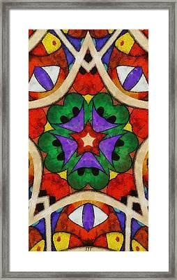 0543 Framed Print by I J T Son Of Jesus
